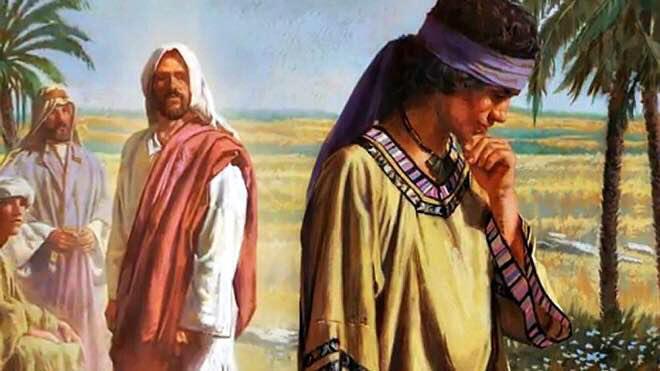 Dal Vangelo di Gesù Cristo secondo Marco 10,17-30   Parrocchia San Clemente